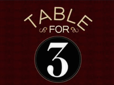 WWE Table For 3