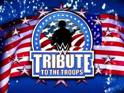 WWE: Tribute To The Troops tv show photo