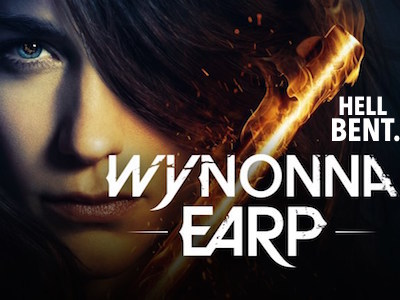 Wynonna Earp tv show photo