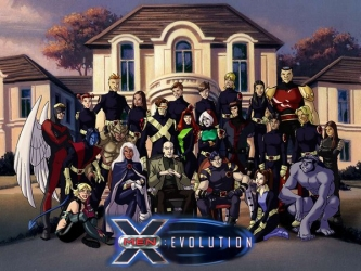 X-Men: Evolution tv show photo