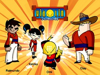Xiaolin Showdown tv show photo