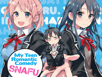My Teen Romantic Comedy SNAFU tv show photo