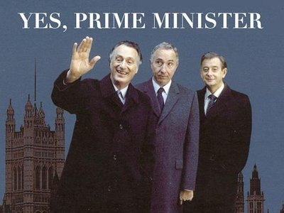 Yes, Prime Minister (UK) tv show photo