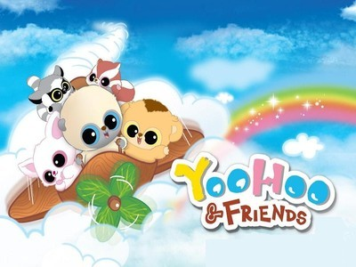 YooHoo and Friends (AU)