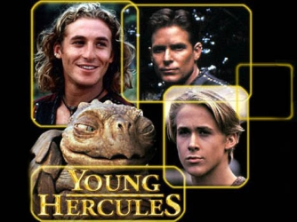 Young Hercules tv show photo