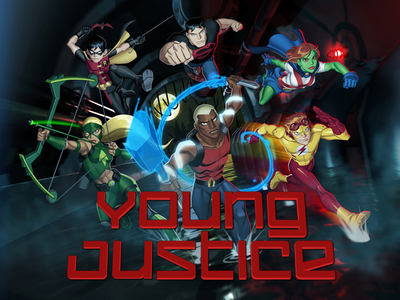 Young Justice tv show photo