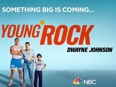 Young Rock TV Show
