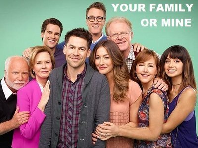 Your Family or Mine tv show photo