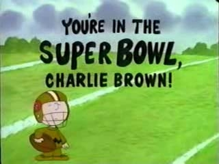 You're in the Super Bowl, Charlie Brown! tv show photo