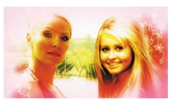 Zoe Lucker and Sarah Barrand's Date with the Dalai (UK) tv show photo
