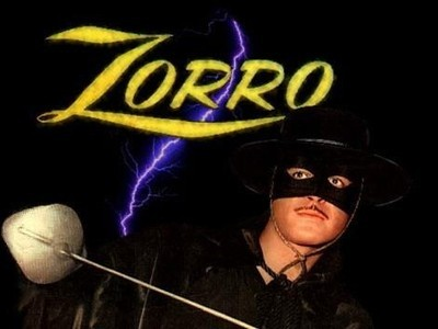 Zorro (1957) tv show photo