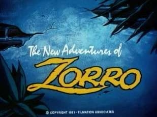 The New Adventures of Zorro tv show photo