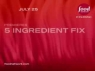 5 Ingredient Fix tv show