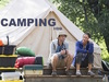 Camping tv show