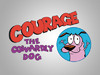 Courage the Cowardly Dog tv show