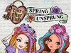 Ever After High: Spring Unsprung TV Show