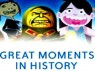 Great Moments In History (AU) TV Show