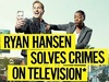 Ryan Hansen Solves Crimes on Television TV Show