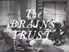 Brains Trust (UK), The tv show