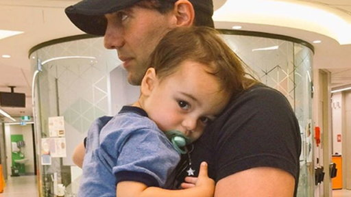 S32E0 Criss Angel Shares Heart-Wrenching Photos of Cancer-Stricken Son