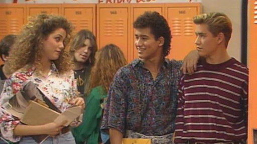 Watch Saved by the Bell S04E03 The Aftermath - ShareTV