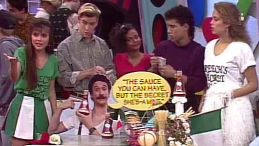 Watch Saved by the Bell S05E03 Screech's Spaghetti Sauce ...