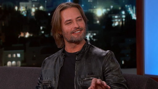S14E3 Josh Holloway On Re-teaming With Carlton Cuse