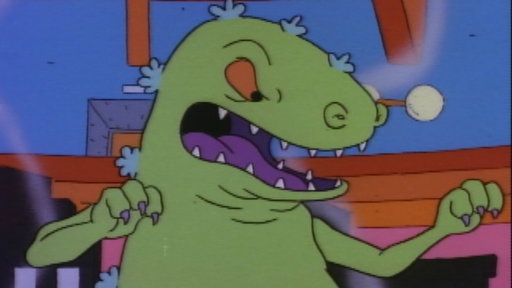 S2E10 Reptar On Ice / Family Feud