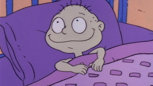 Watch Rugrats S02e24 Game Show Didi Toys In The Attic