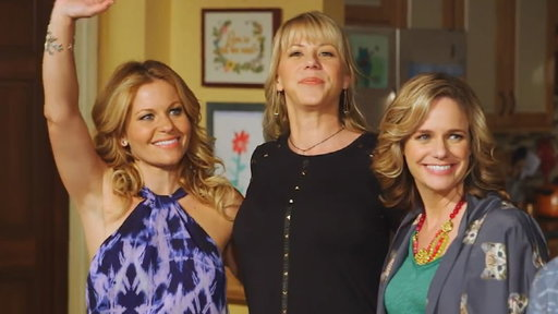 Watch Entertainment Tonight Clip: Watch the 'Fuller House ...