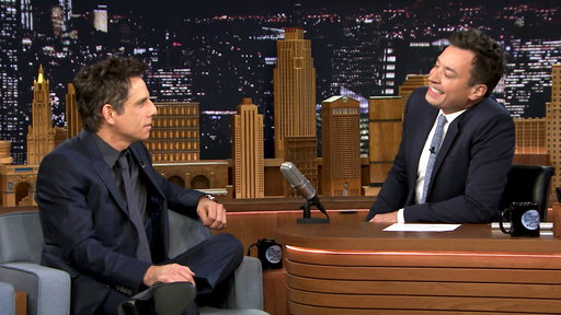 The Tonight Show Starring Jimmy Fallon S03E81 Ben Stiller, Morena Baccarin, Dan White