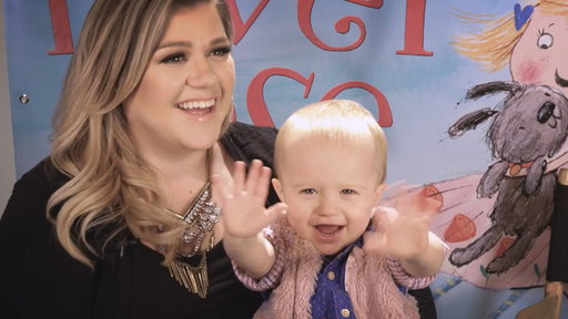 """""""Entertainment Tonight S32E0 Kelly Clarkson Announces Children's Book, Watch Daughter River Rose Giggle in Adorable Vid!"""""""