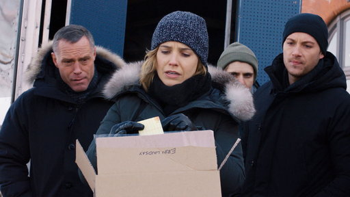S3E14 Special Gruesome Delivery