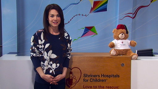 S53E1 Shriners Hospitals: Love to the Rescue
