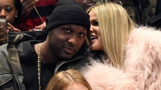 """Entertainment Tonight S32E0 Khloe Kardashian and Lamar Odom Are Side-By-Side at Kanye West's Yeezy Show"""