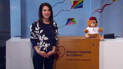 S53E0 Shriners Hospitals: Love to the Rescue