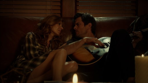 "S01E19 Nashville Duet ""The End of the Day"" by Rayna & Deacon"