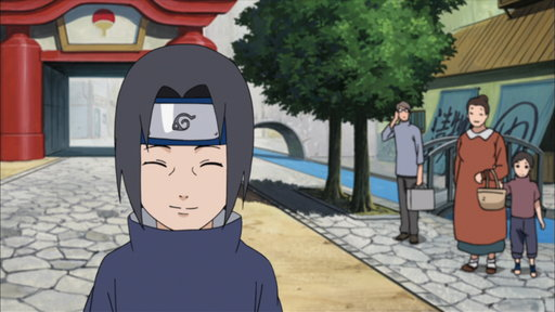 453 (Sub) Itachi's Story - Light and Darkness: The Pain of Living