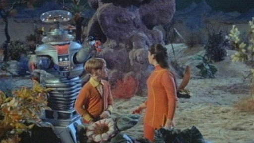 S2E9 The Thief from Outer Space