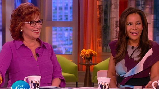 S19E153 'The View' Political Hot Topics: Joy Behar Tells Bernie 'Don't Screw It up for Hillary'