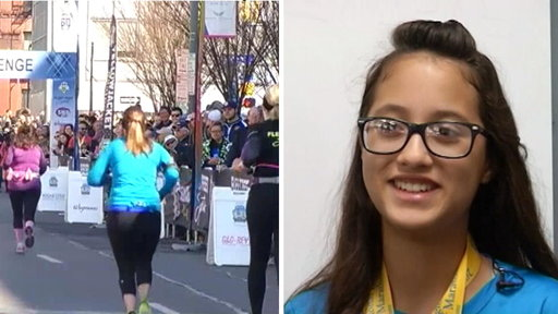 """NBC TODAY Show S0E0 12-year-old Accidentally Runs Half-marathon Instead of 5K"""