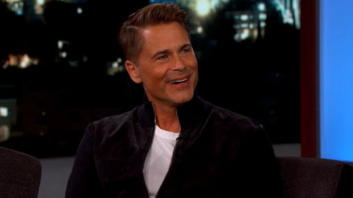 S14E65 Rob Lowe Was Directed by His Brother