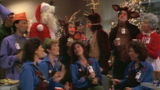S1E13 Doogie The Red Nosed Reindeer