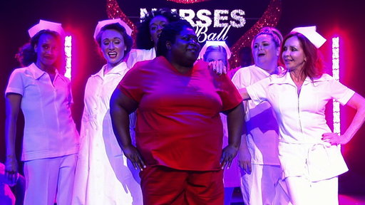 S54E38 Nurses Ball Rap