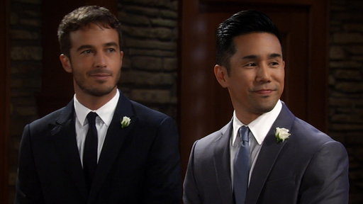 "S54E50 GH Spoiler: Will Lucas & Brad Finally Say ""I Do?"""