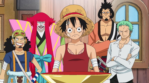 S11E745 (Sub) Sons' Cups! the Straw Hat Fleet Is Formed!