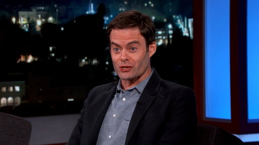 """S14E92 Bill Hader Helped Make BB-8's Voice in """"Star Wars: the Force Awakens"""""""