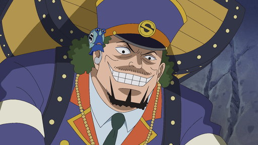 S11E748 (Sub) An Underground Maze! Luffy vs. the Tram Human!