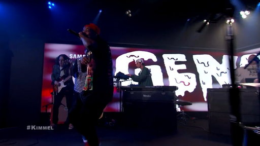 """S14E99 Domo Genesis Ft. Anderson Paak Performs """"Dapper"""""""