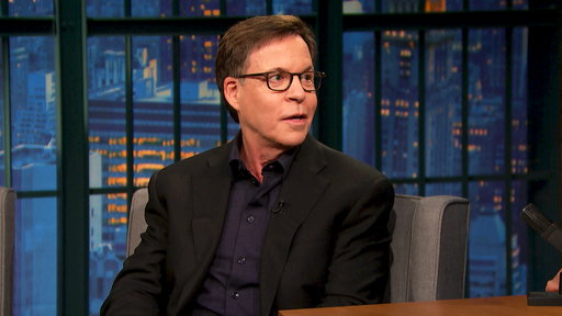 Late Night with Seth Meyers S03E147 Bob Costas, Dylan Lauren